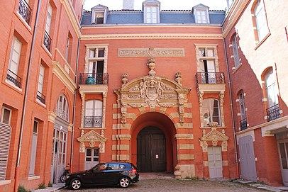Decor Sur Linteaux De Porte D Habitation Aveyronnaise
