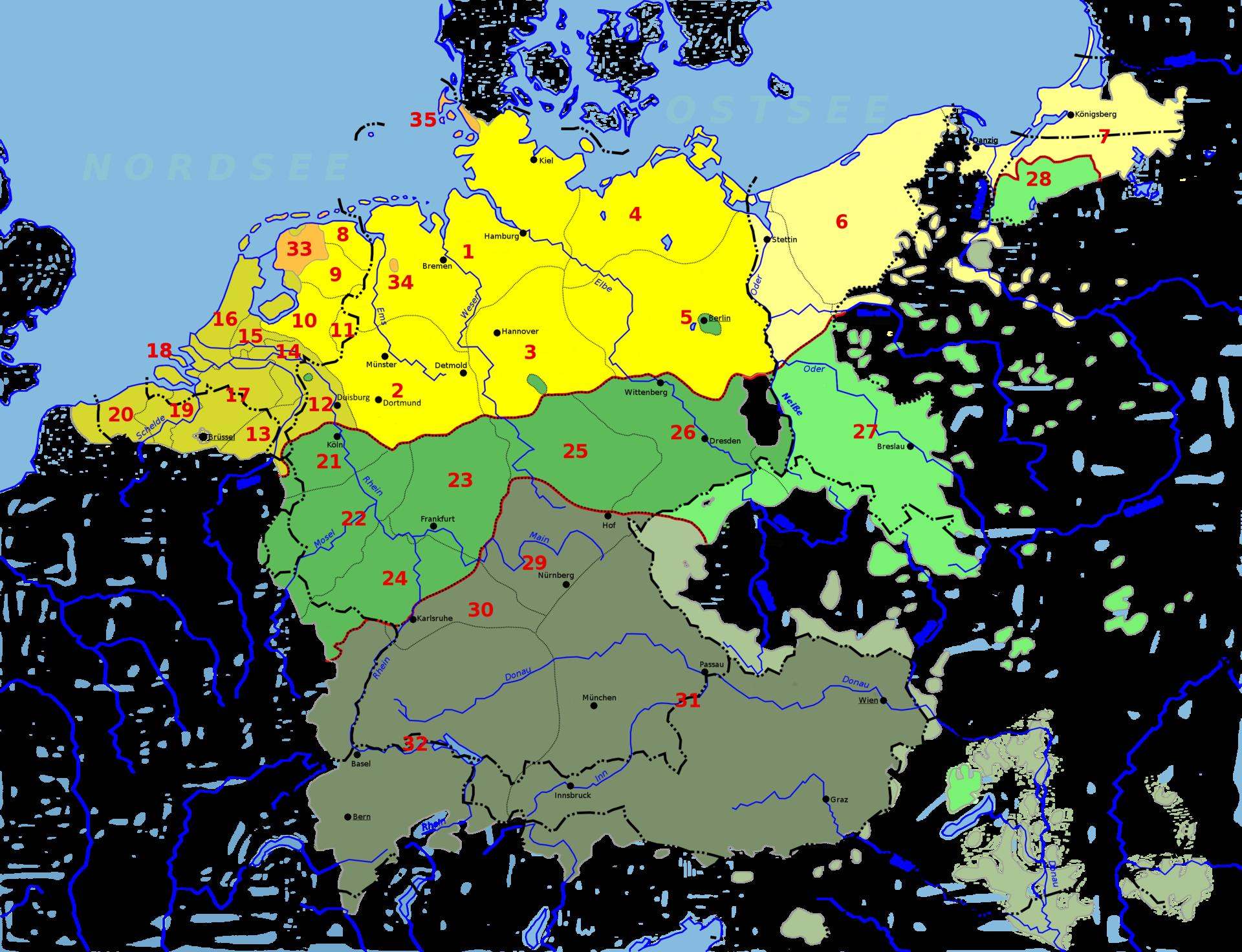 deutsche sprache � wikipedia