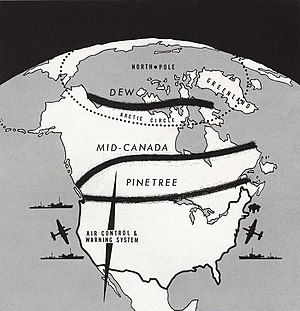 Canada and weapons of mass destruction - North American Warning Lines