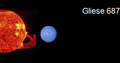 Diagram of the (probable) Gliese 687 Star System.png