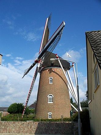 Aurora, Dichteren - The mill in September 2008