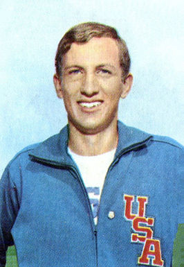 Dick Fosbury in 1968