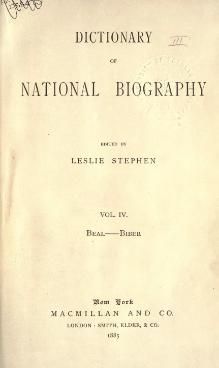 Dictionary of National Biography volume 04.djvu