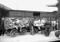 Die kaputten Pakete für Kriegsgefangene werden gesammelt - CH-BAR - 3240151.tif