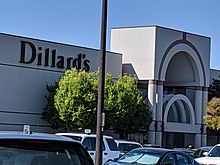 Music City Mall Dillard's