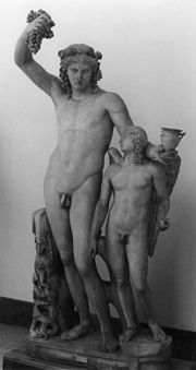 Dionysus and Eros