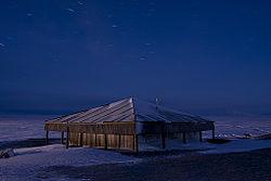 NomineeDiscovery Hut at twilightAuthor: Mounterebus