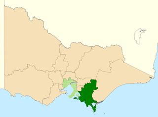 Division of Monash Australian federal electoral division