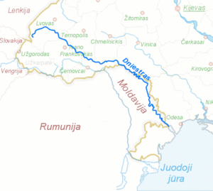 Дністер — Вікіпедія 017a552939ce1