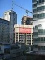 Docklands construction from South Quay E14.jpg