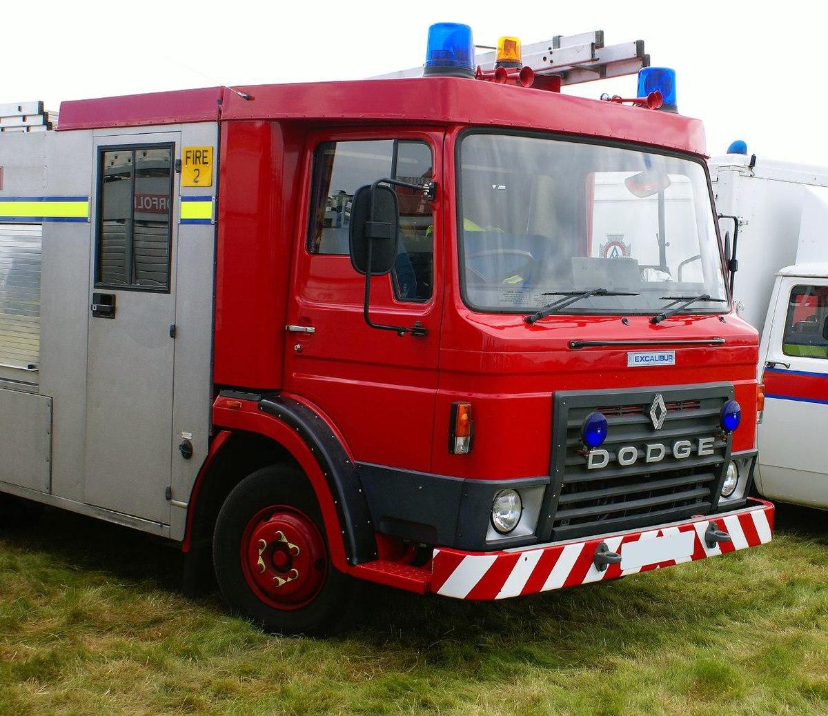 dodge fire engines File:Dodge 2 UK fire engine.jpg - Wikimedia Commons