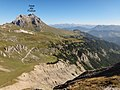 Dolomites - Alta Via 2, Stage 02-11 Rifugio Genova to Rifugio Puez - panoramio (1).jpg