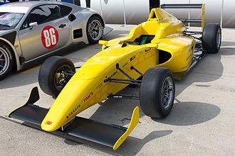 Formula 4 - Image: Dome F110 front left 2014 Super GT Suzuka
