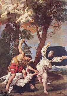 Carino of Balsamo Murderer of Saint Peter of Verona