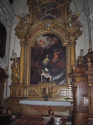 Tobias Pock - Chapel of St. Catherine of Alexandria, Dominican church, Vienna