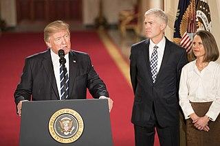 Neil Gorsuch Supreme Court nomination