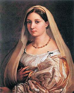 https://upload.wikimedia.org/wikipedia/commons/thumb/9/97/Donna_velata.jpg/250px-Donna_velata.jpg