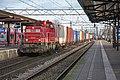 Dordrecht DBS 6427 met de Tiburg Shuttle naar Kijfhoek (15974945395).jpg