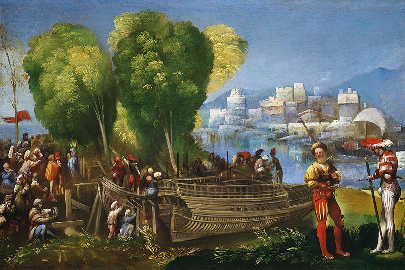 La partida dels argonautes