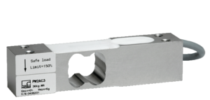 Load cell - Double bending beam load cell element