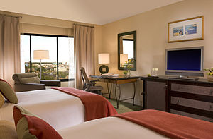 Hilton Orlando Lake Buena Vista - Image: Double Double Day Time 300dpi