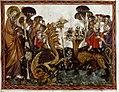 Douce Apocalypse - Bodleian Ms180 - p.048 Dragon gives power.jpg