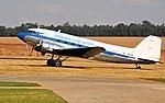Douglas DC-3 (ZS-GPL) Springbok Flying Safaris, Heidelberg.jpg