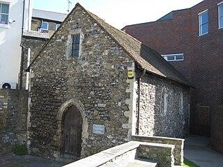 St Edmunds Chapel church