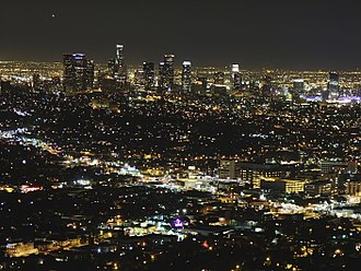 Greater Los Angeles Area - Downtown Los Angeles
