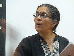 Dr Madhavi Sardesai, Goa University..JPG