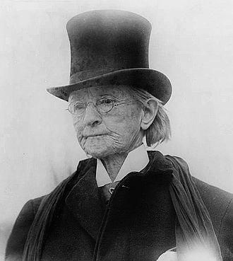 Mary Edwards Walker - Mary Edwards Walker, around 1911.