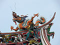 Dragon on Longshan Temple.JPG
