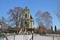 Drahobudice - kostel Nejsvětější Trojice.jpg