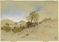 Drawing, Near San Francisco, Mexico, March 1, 1883 (CH 18189705).jpg