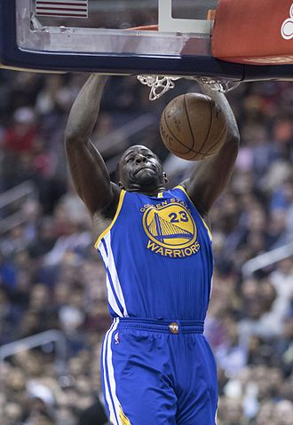 Draymond Green - Green with Warriors in 2017