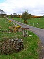 Driveway to Barvernochan - geograph.org.uk - 322630.jpg