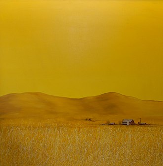 """Duane Armstrong - Untitled, 1975, from his """"Fields of Grass"""" series, by Duane Armstrong"""
