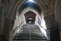 Dublin Christ Church Cathedral Passage to Synod Hall II 2012 09 26.jpg