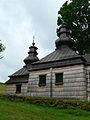 Dubne, zespół cerkwi gr.-kat., ob. kościół rzym.-kat. p.w. św. Michała Archanioła, XVII, XVIII, 1863. 01.JPG