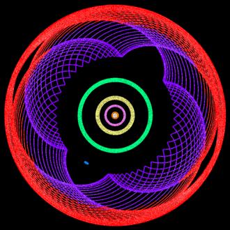 (84522) 2002 TC302 - Image: Dwarf 2002TC302 color