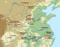 Dynasties du Nord et du Sud loc.png