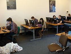Samodzielna praca uczestników
