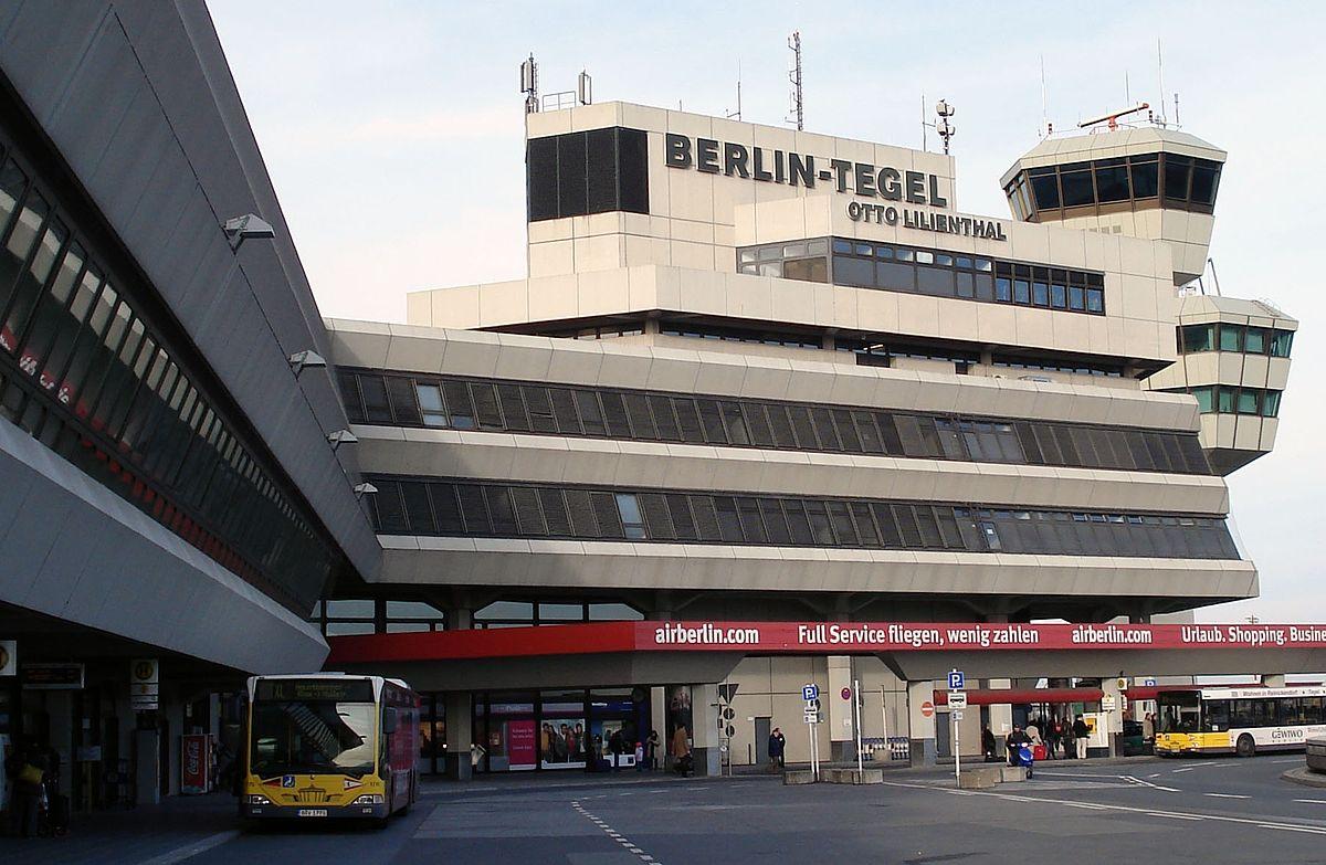 Aeropuerto De Berl N Tegel Wikipedia La Enciclopedia Libre