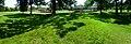 Eagle mound at MMHI panorama.jpg