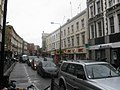 Earls Court Road On A Wet Day - geograph.org.uk - 1325782.jpg