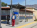 East at 300 East station in South Salt Lake, Utah, Oct 16.jpg