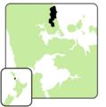 East coast bays electorate 2008.png