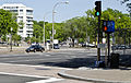 East intersection of Pennsylvania Avenue NW and Constitution Avenue NW - 2013-05-02.jpg