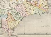 Eastern Victoria 1852