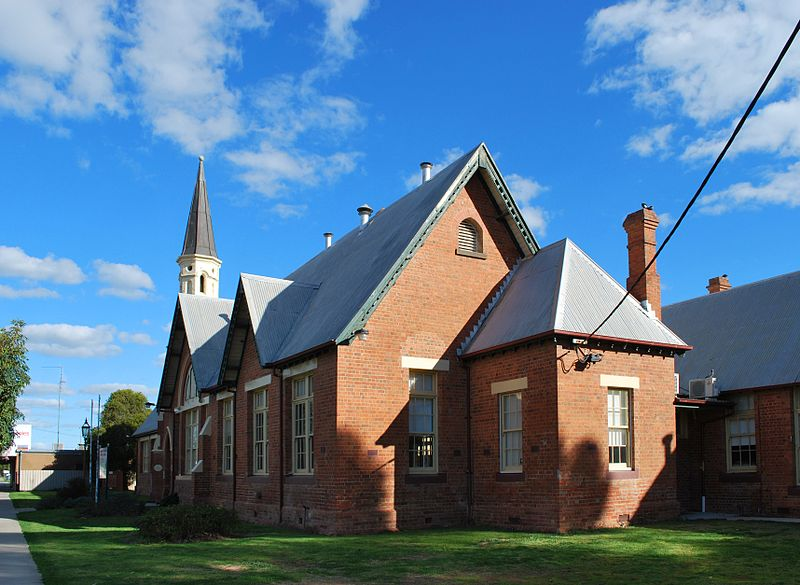 File:Echuca School 001.JPG